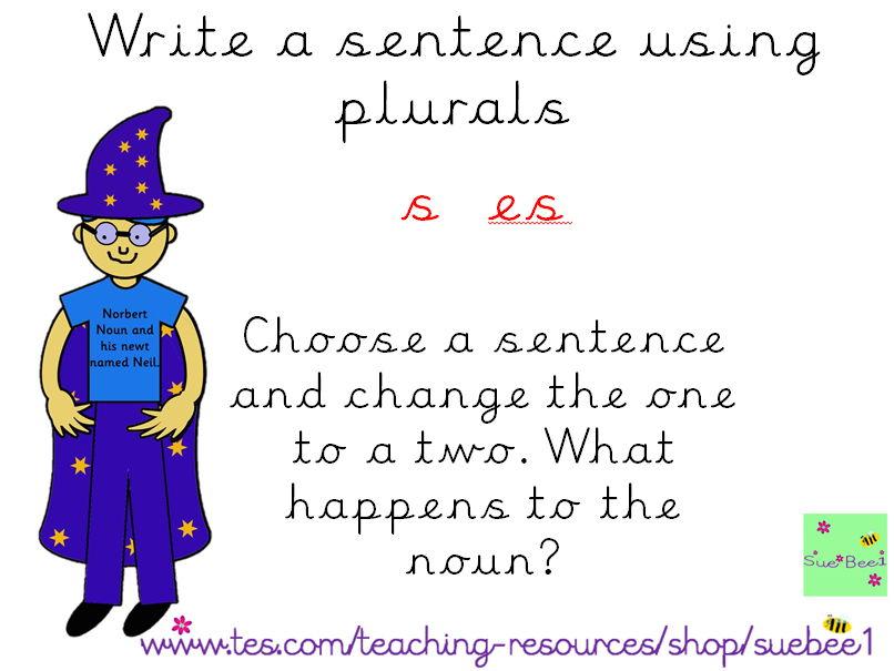 Writing plurals adding s and es and exploring irregular nouns