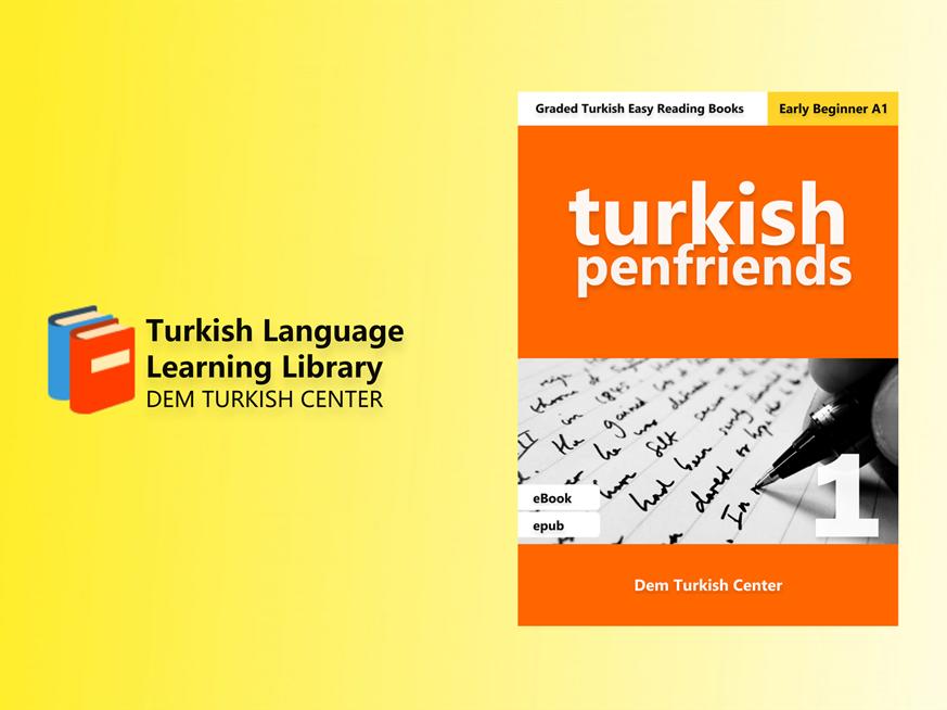 Turkish Penfriends 1 EPUB