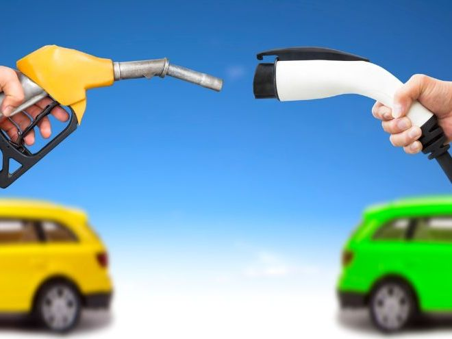 Should petrol & diesel cars be banned? FREE Primary KS2 Debate & Cover Lesson