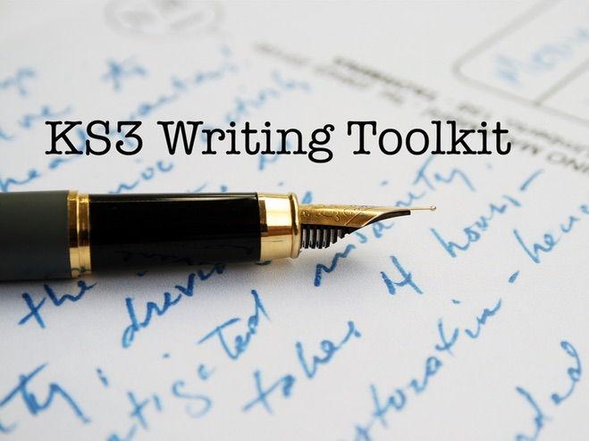 KS3 Writing Toolkit