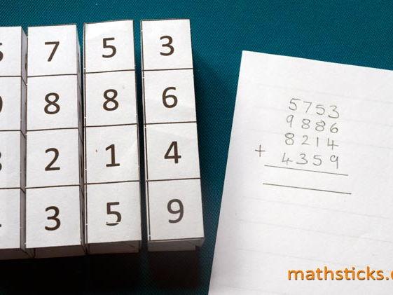 Maths-Magic Instant Addition