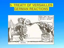 IGCSE History German Political Reaction To Versailles