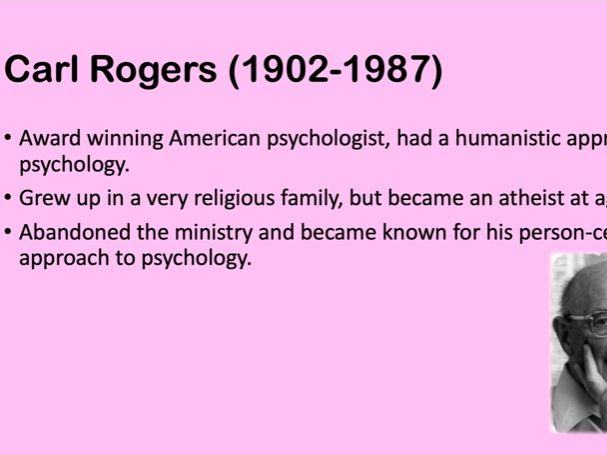 Carl Rogers Libertarianism