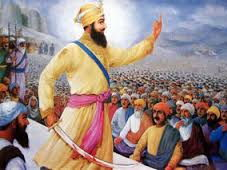 Guru Gobind Rai and the 1st Vaisakhi