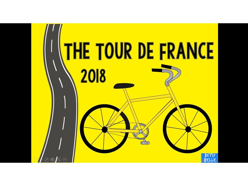 Tour de France Video 2018