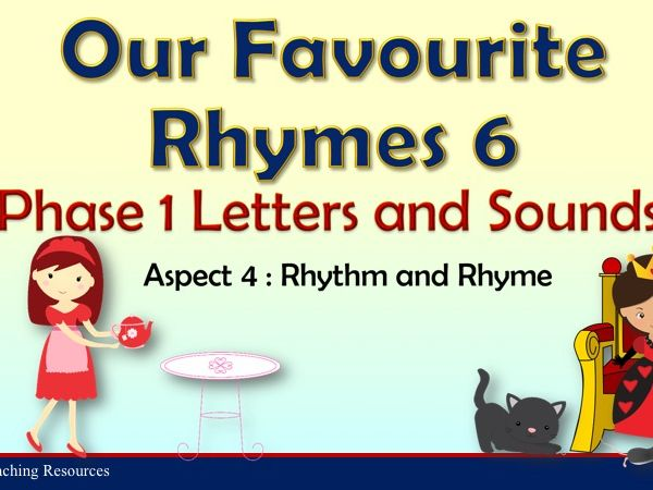 Our Favourite Rhymes 6