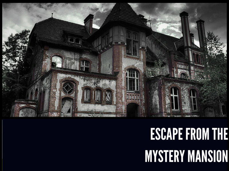 Escape from Mystery Mansion #1 - Number & Place Value