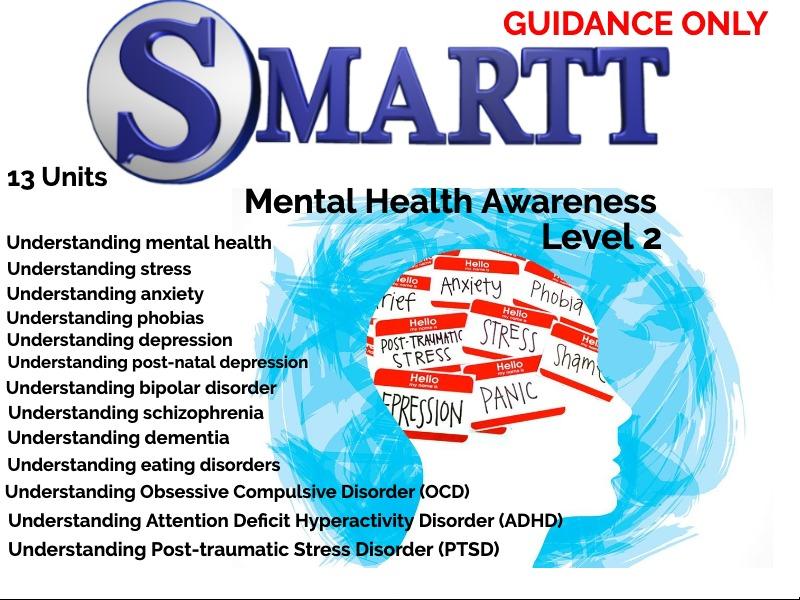 Mental Health Awareness Assignment (Level 2) Full 13 Units
