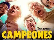 "Film study: ""Campeones"" (Spanish resources)"