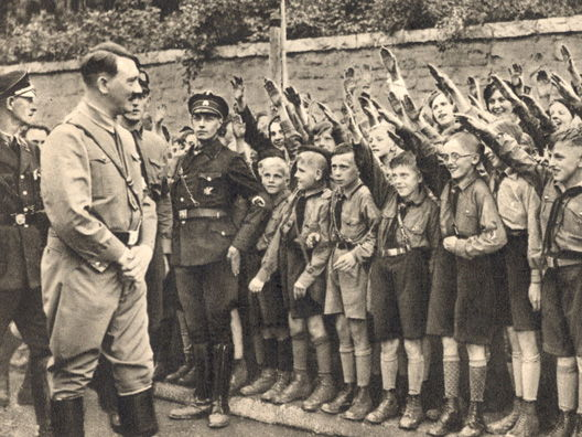 The Hitler Youth, League of German Maidens and Young People in Nazi Germany