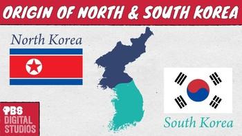 Origin of Everything: Origin of North & South Korea Video Quiz With Key