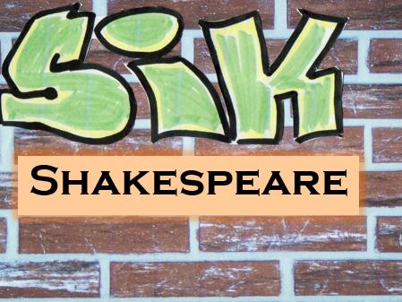 Shakespeare prose versus verse