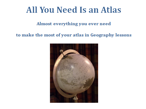 All You Need Is an Atlas - World Geography - Home Study