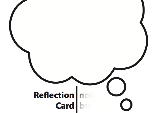 Self Reflection Cards