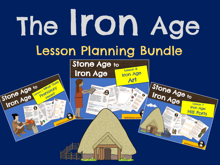 Iron Age Lesson Bundle
