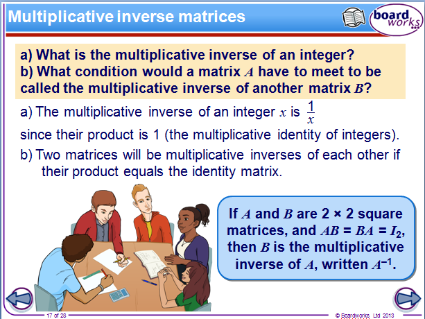 Matrices and Determinant with Life Applications: Complete Board Work and Video