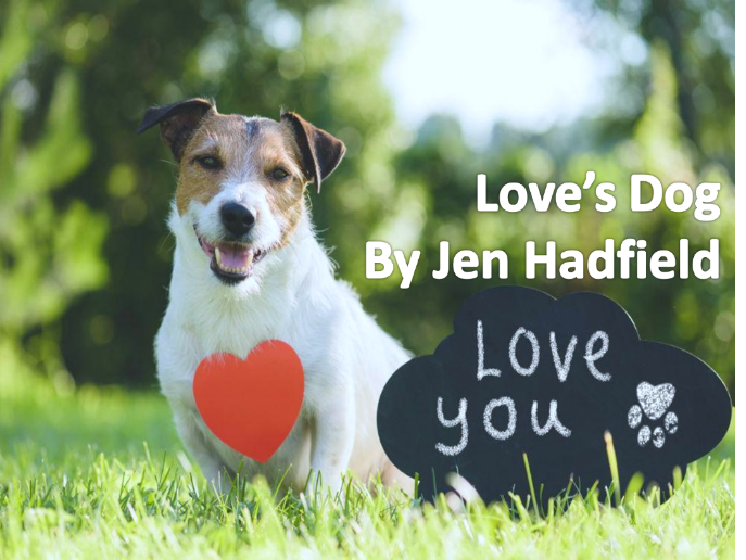 Love's Dog Poetry Analysis Lesson