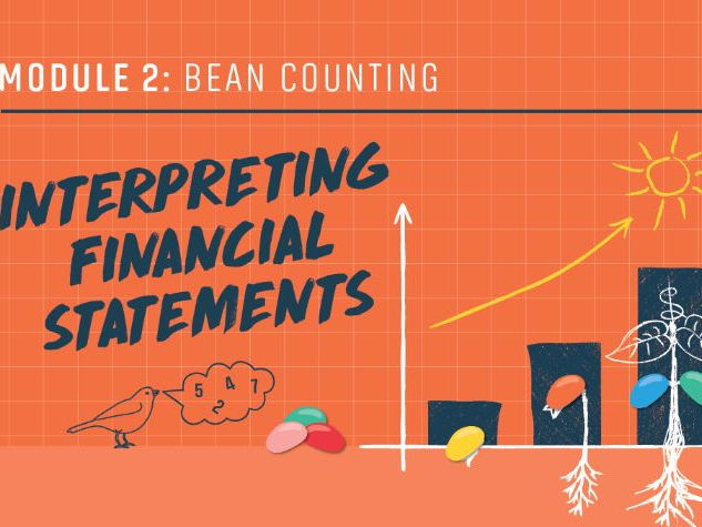 Bean Counting - Interpreting Financial Statements, Quizzes