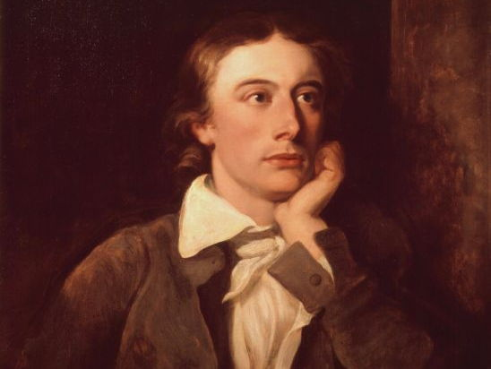 John Keats Style Question