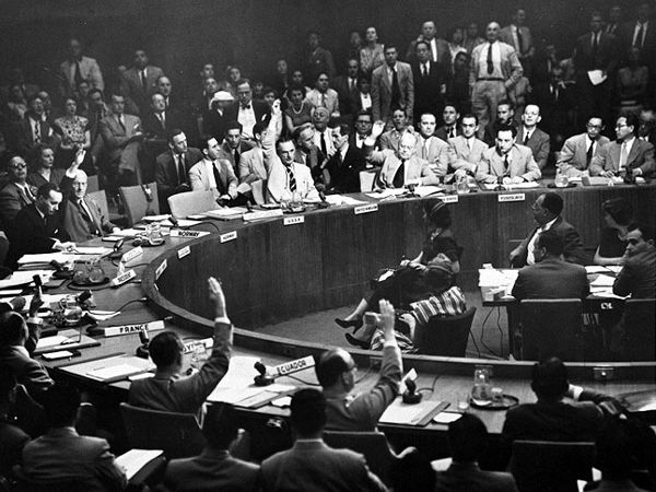 The United Nations and US Response to the Conflict in Korea