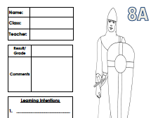 Who were the Normans? (Pupil work book)