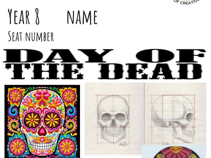 DAY OF THE DEAD  unit