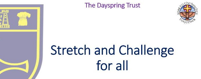 Stretch and Challenge CPD session