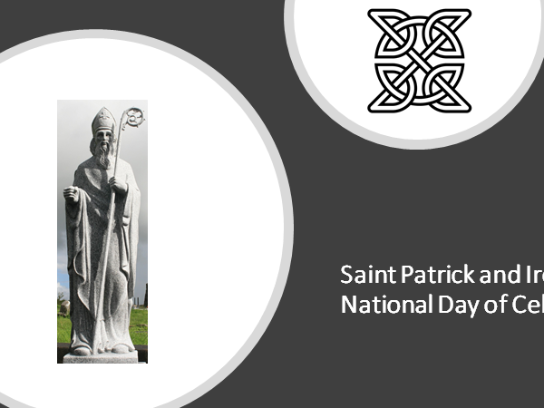Saint Patrick and Irelands National Day of Celebration