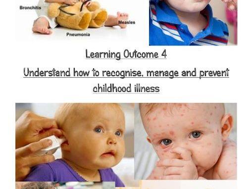 RO18 L04 work booklet Child development- ocr cambridge nationals