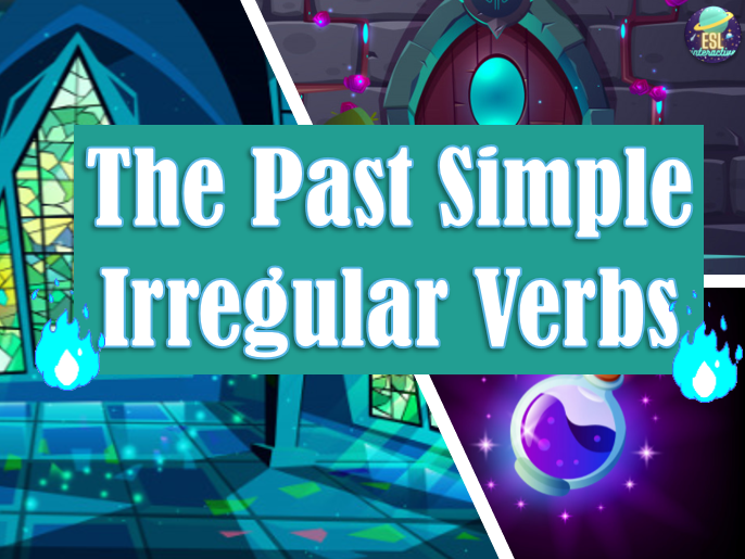 The Past Simple Irregular Verbs