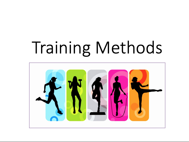 Training methods definitions and examples