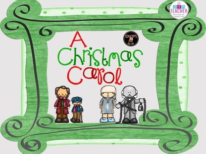 A Christmas Carol - Adapted. Staves 1-5 and scheme of work