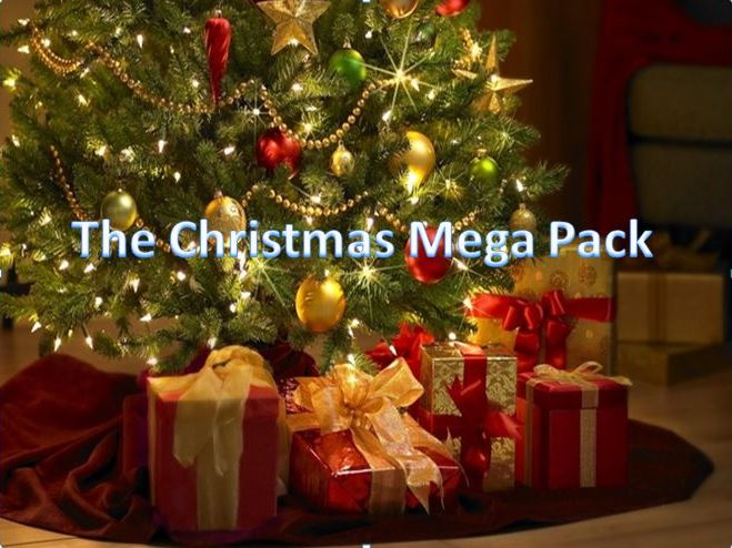 The Christmas Mega pack of Resources