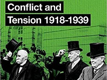 AQA GCSE History:Conflict & Tension: Lessons 1-5 - Treaty of Versailles set of lessons