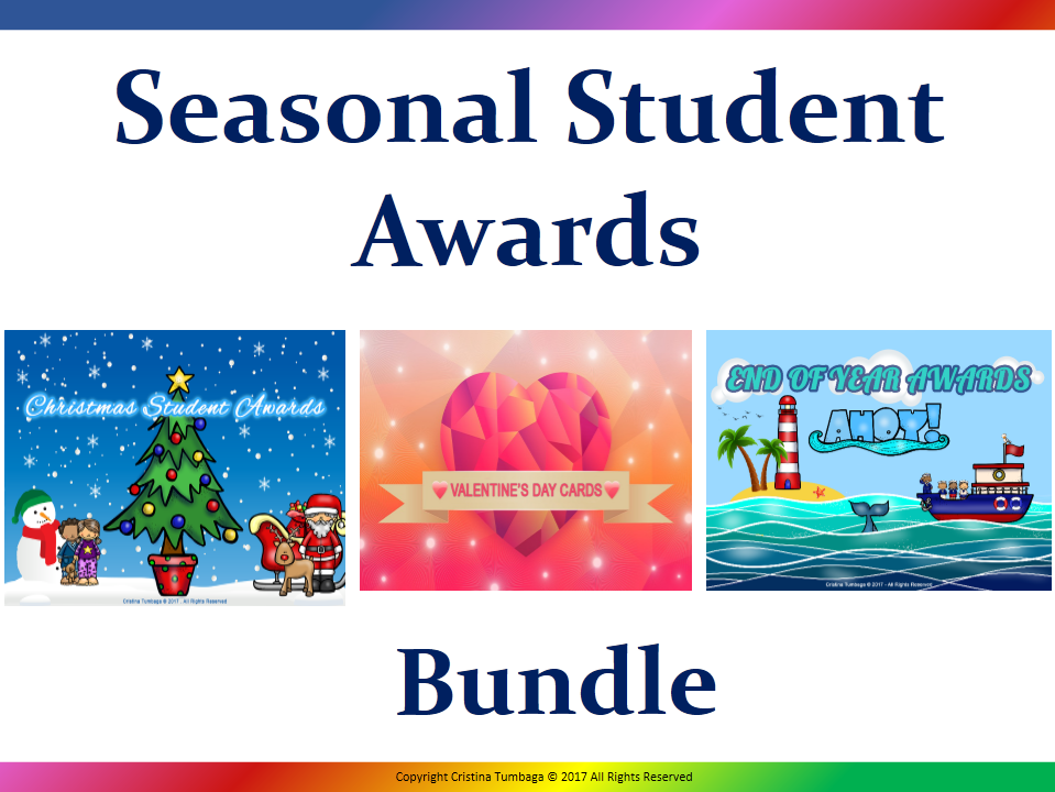 Seasonal Student Awards