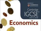 Economics IGCSE GCSE CIE Section 3 - Money, Labour Markets, Trade Unions Income and Expenditure