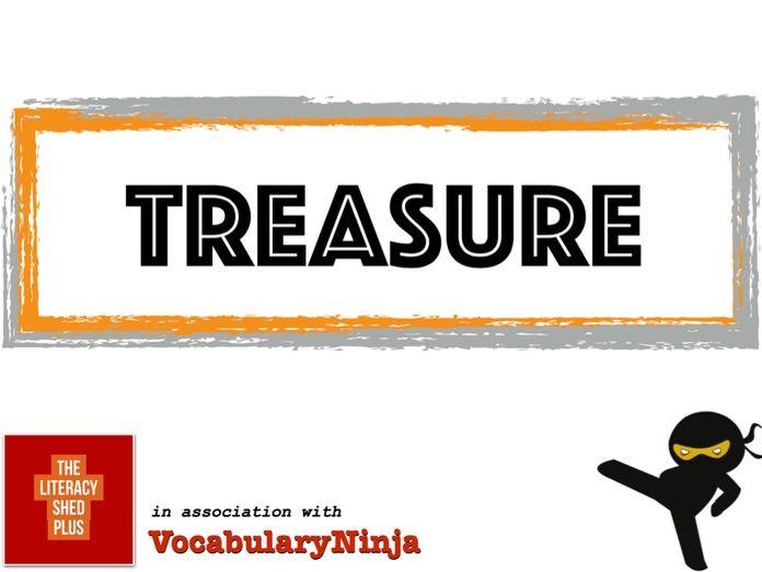 Treasure Vocabulary Pack