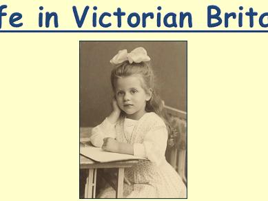 KS1 - Life in Victorian Britain