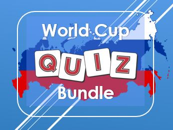 World Cup: Russia 2018: Quiz Bundle