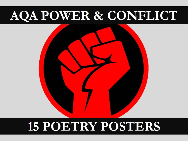 AQA Power & Conflict Posters