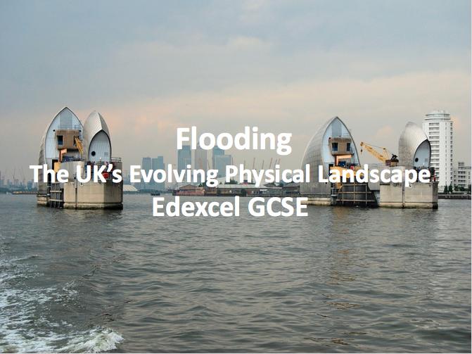 The UK's Evolving Physical Landscape - Flooding