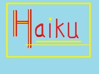 Haiku Writing Guides