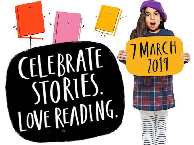 FREE World Book Day Quiz 2019