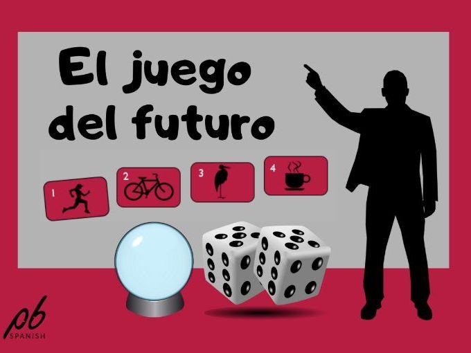 El juego del futuro - Juego de tablero interactivo / The future game - Interactive board game