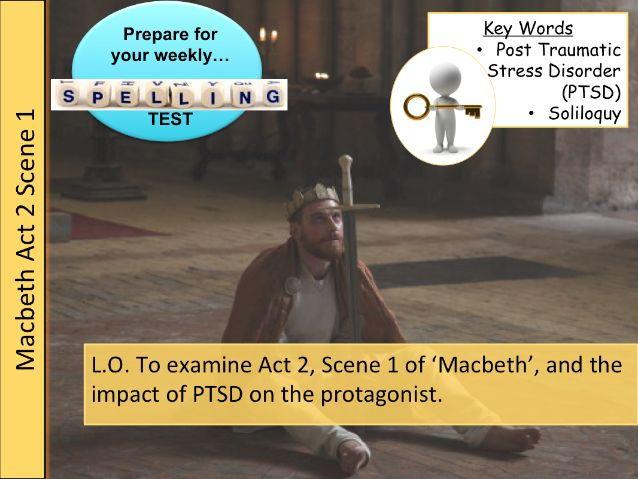 Macbeth SOW