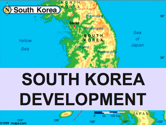 South Korea! Development