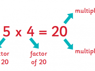 Puzzle - Factors and Multiples (KS1 upwards)