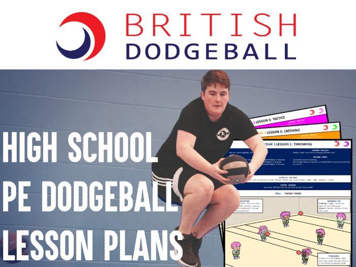 Dodgeball PE Scheme of Work  - Upper KS3