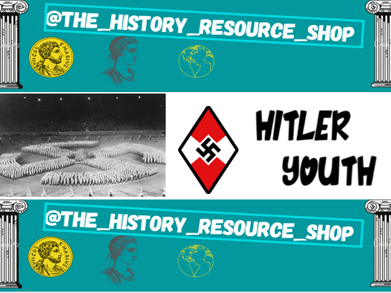 Hitler Youth activities Indoctrination with Interpretations Question.
