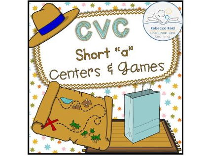 "CVC Short ""A"" Centers and Games"